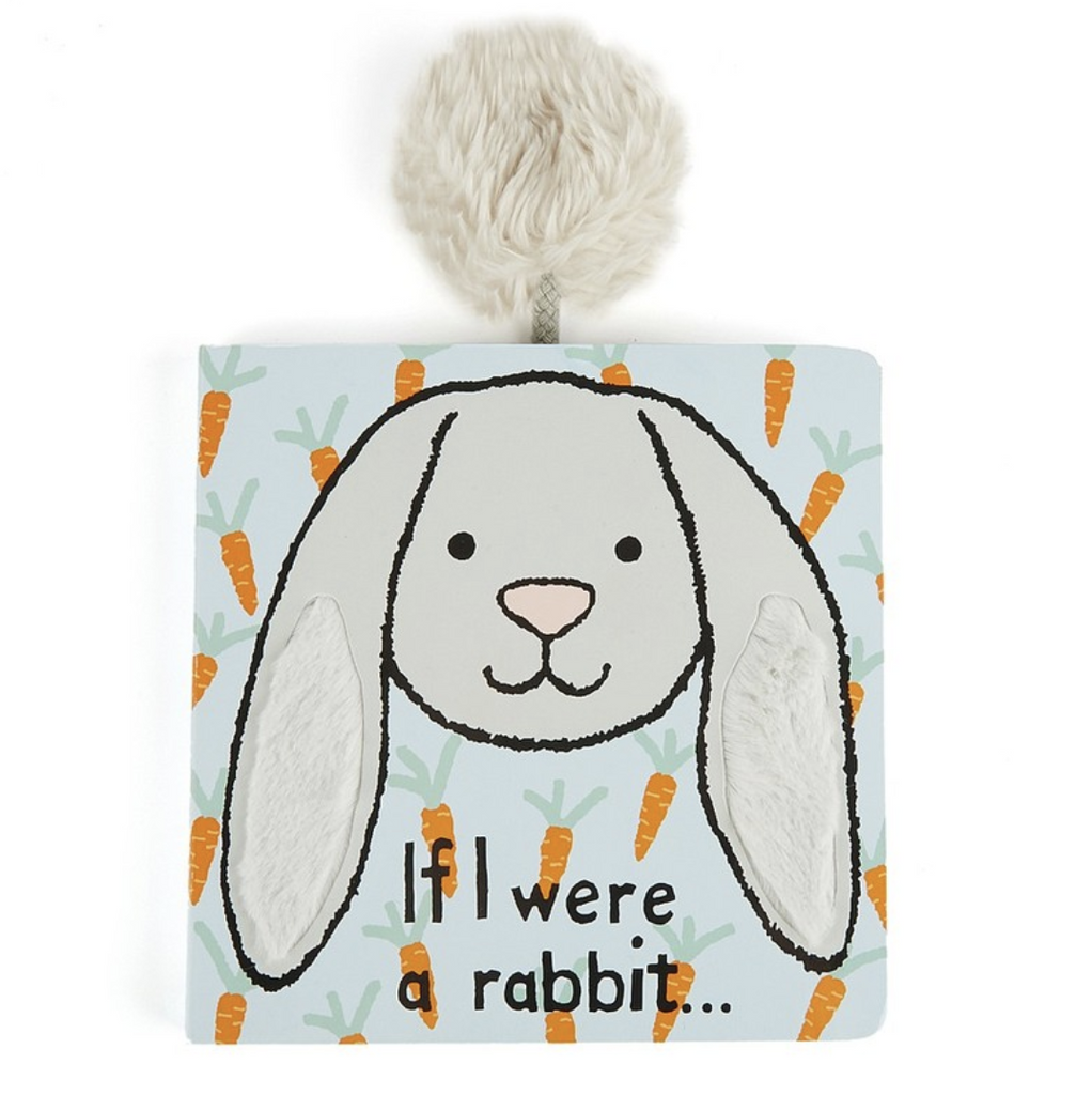 "Jellycat ""If I Were A Rabbit"" Book"