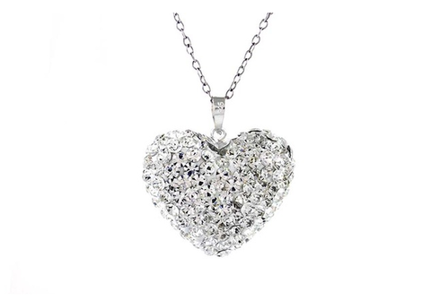 Collana Bubble Heart
