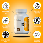 CLA 3000MG 120 SOFTGELS