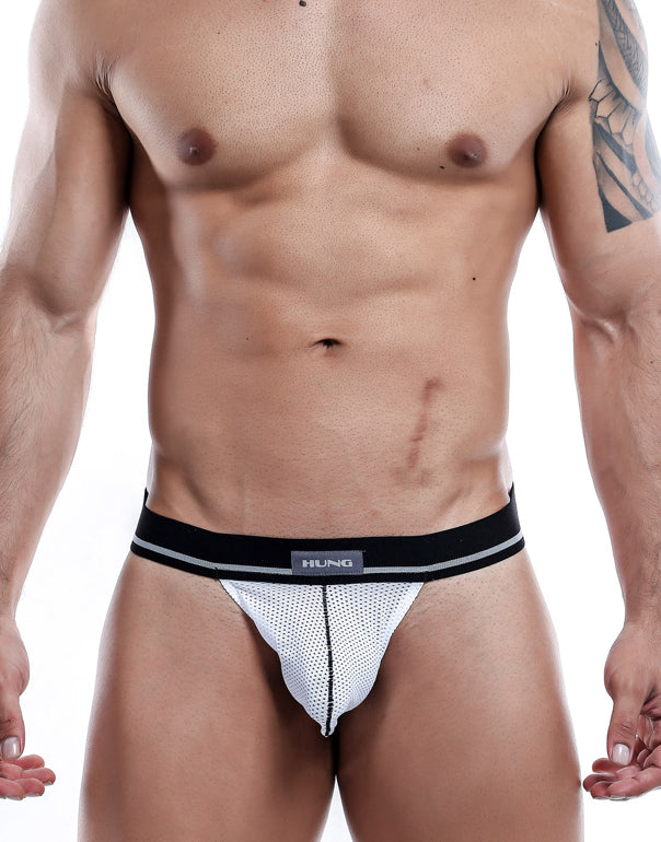 Hung  Suspensorios Blanco- XL-HGU001