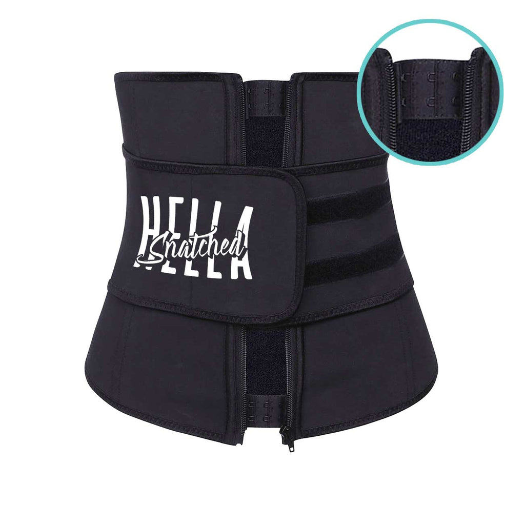 Hooked Dynamic Fitness Waist Trainer