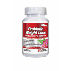 Top Secret Nutrition Probiotic Weight Loss - 60 Vegetarian Capsules