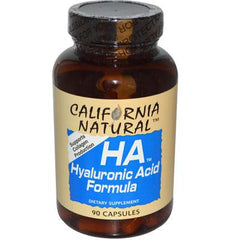 California Natural Hyaluronic Acid Formula - 90 Capsules