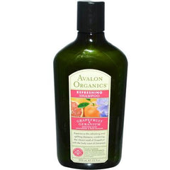 Avalon Organics Refreshing Shampoo Grapefruit and Geranium - 11 fl oz