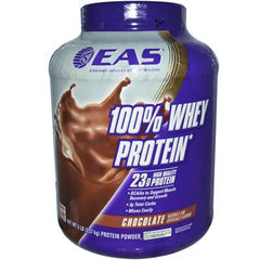 EAS Whey Protein Chocolate - 5 lbs