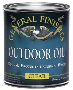 General Finishes Outdoor Oil - WoodWorld of Texas