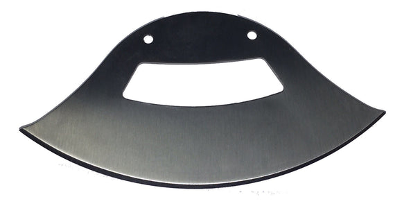 ULU Blade Blank Bell Style Stainless