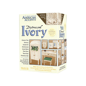 American Accents Distressed Ivory Kit