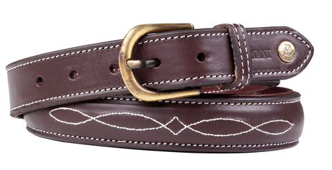 Pariani Oxer Leather Belt