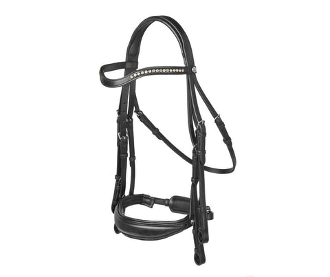 Prestige Capri NEW Evolution Bridle with Double Reins