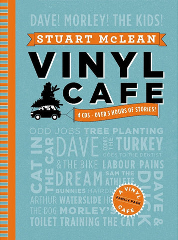 Stuart McLean - Vinyl Cafe - Family Pack  (CD)