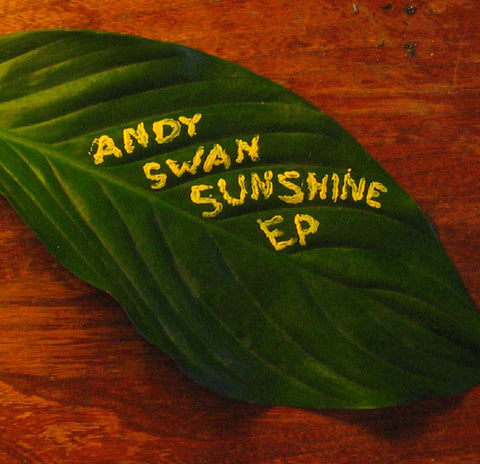 Andy Swan - The Sunshine EP