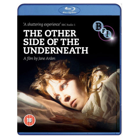 THE OTHER SIDE OF THE UNDERNEATH blu-ray front cover