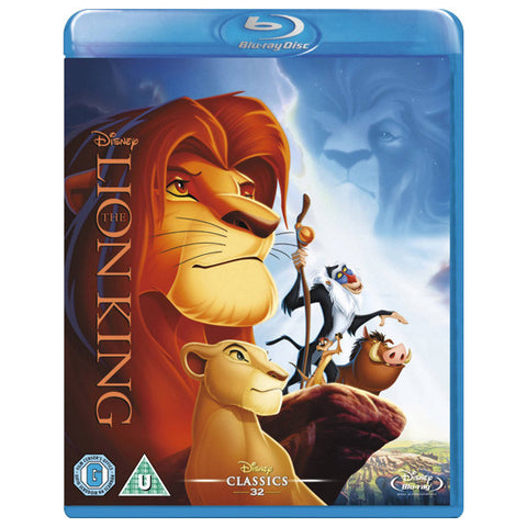 the lion king front cover