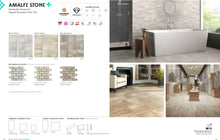Load image into Gallery viewer, Amalfi Stone - Noce Domenico - Bricklay Mosaic