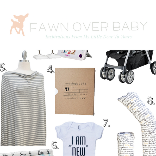 Fawn Over Baby