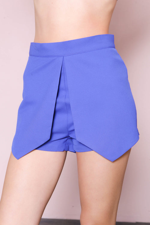 Sea Party Skort - FINAL SALE