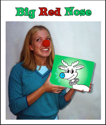 Big Red Nose