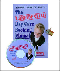 Confidential Day Care Booking Manual