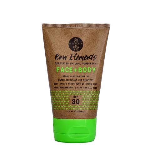 Raw Elements - ECO Formula 30+ Lotion (Tube)