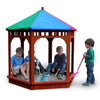 Play-Zee-Bo (Sandbox) - Swing Set Paradise