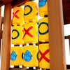 Tic-Tac-Toe Spinner Panel by Gorilla Playsets - Swing Set Paradise