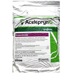 Acelepryn G Insecticide - 25 Lbs.