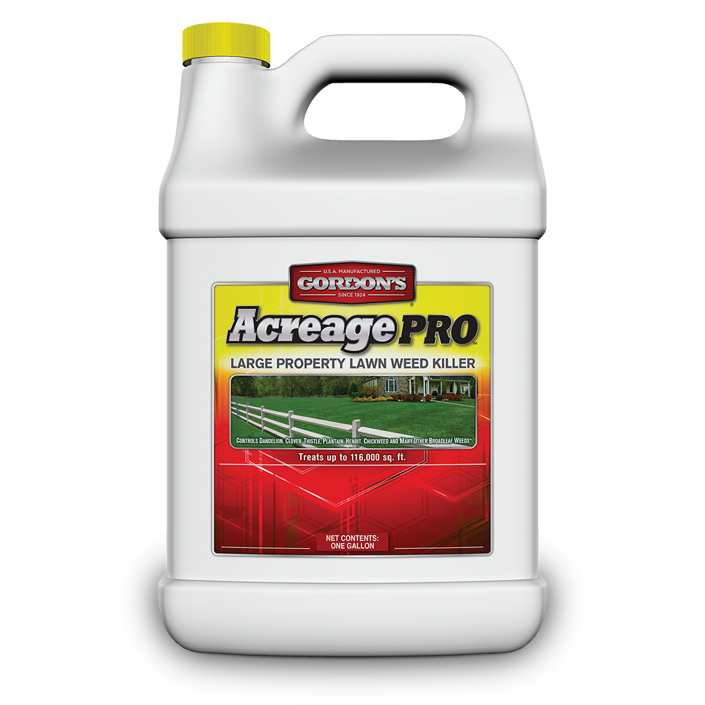Acreage Pro Large Property Lawn Weed Killer Herbicide - 1 Gallon