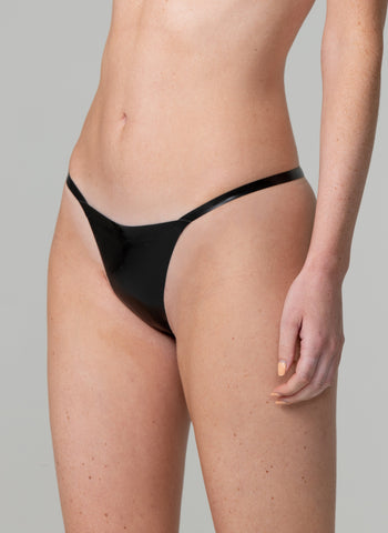 Latex Glamour G-String