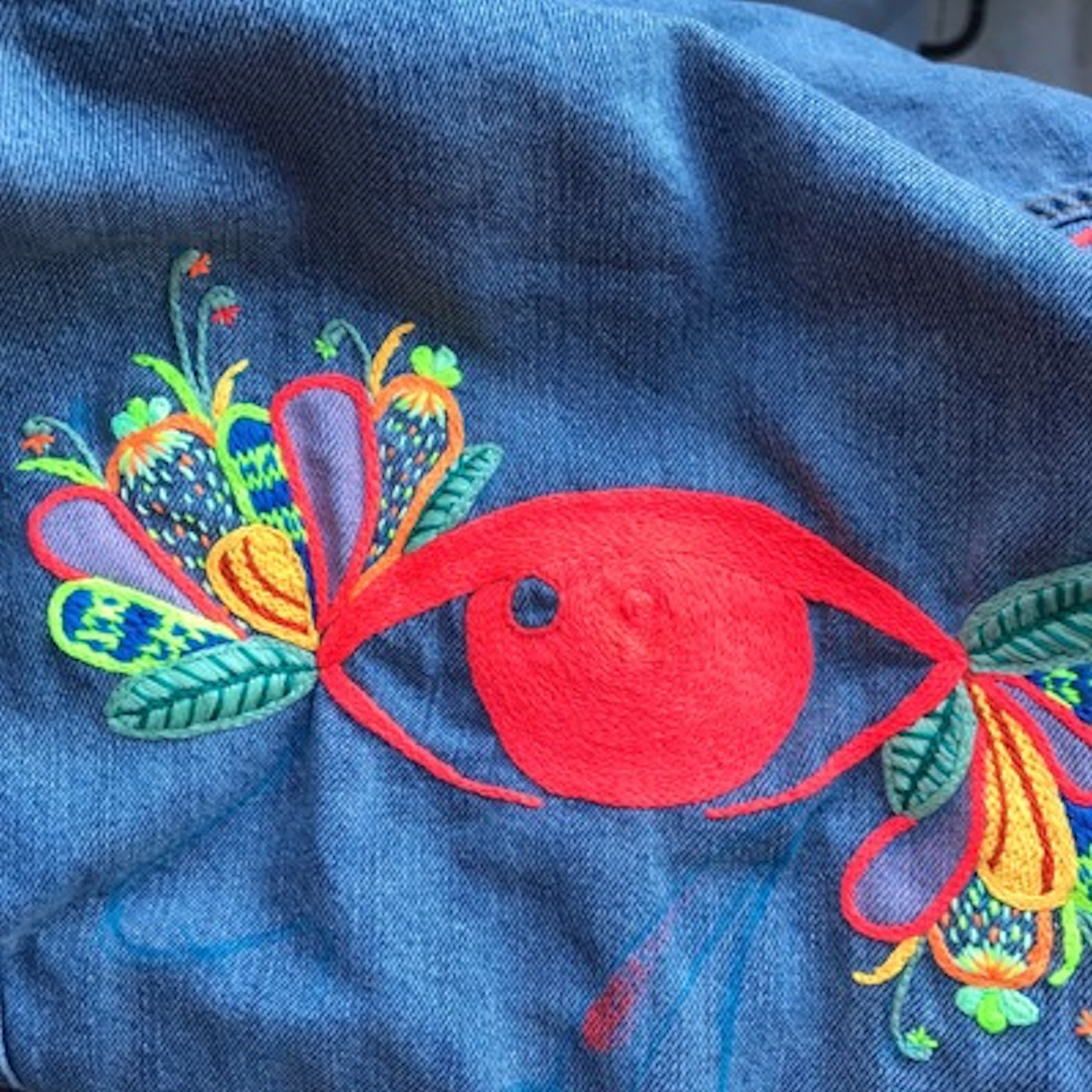 Embroidery Workshop - July 12th