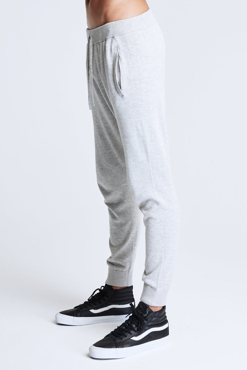 PLANES JOGGER HEATHER GREY