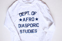 Afrodiasporic Studies Long Sleeve T