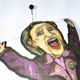 'Push Pin Politician Voodoo Doll' (Clinton)