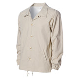 'Essentials Coaches Jacket' (Khaki)