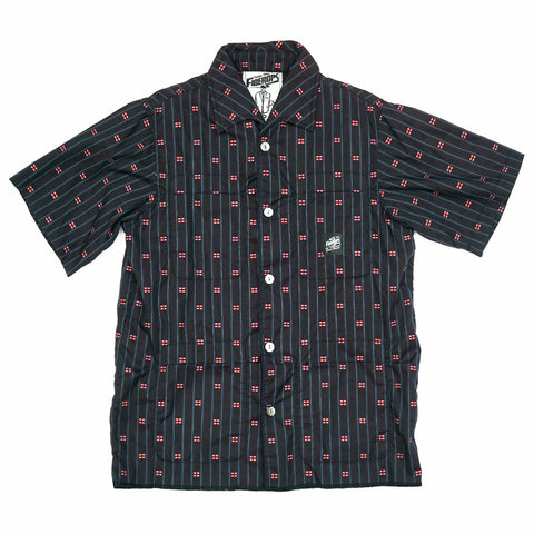 FiberOps 'Lowkey Tropical' Button Up (Deadstock)