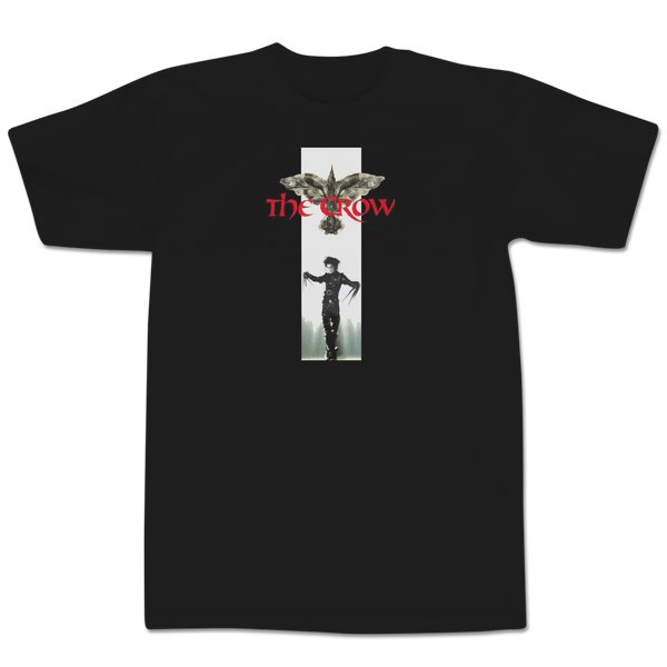'The Crow' T-Shirt (Black)