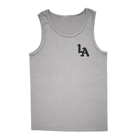 'L.A.' Tank-Top (Heather Grey)