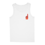 'One Love' Tank-Top (White)