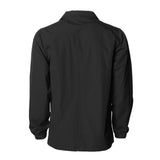 'Essentials Coaches Jacket' (Black)
