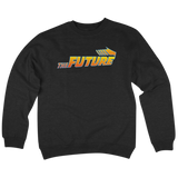 'The Future' Crewneck Sweatshirt (Black)