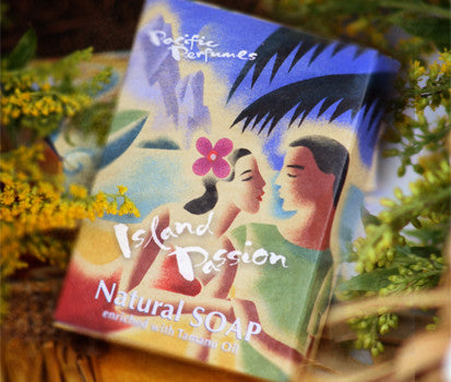 Box of 2 Island Passion Soaps