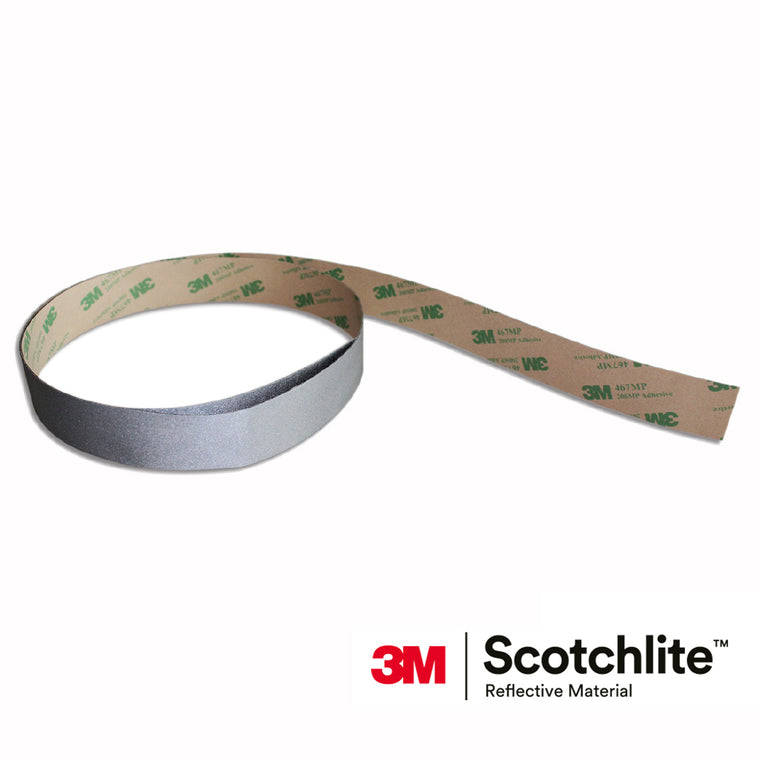 Salzmann 3M Scotchlite Reflective Tape for Clothing - 25mm*1m