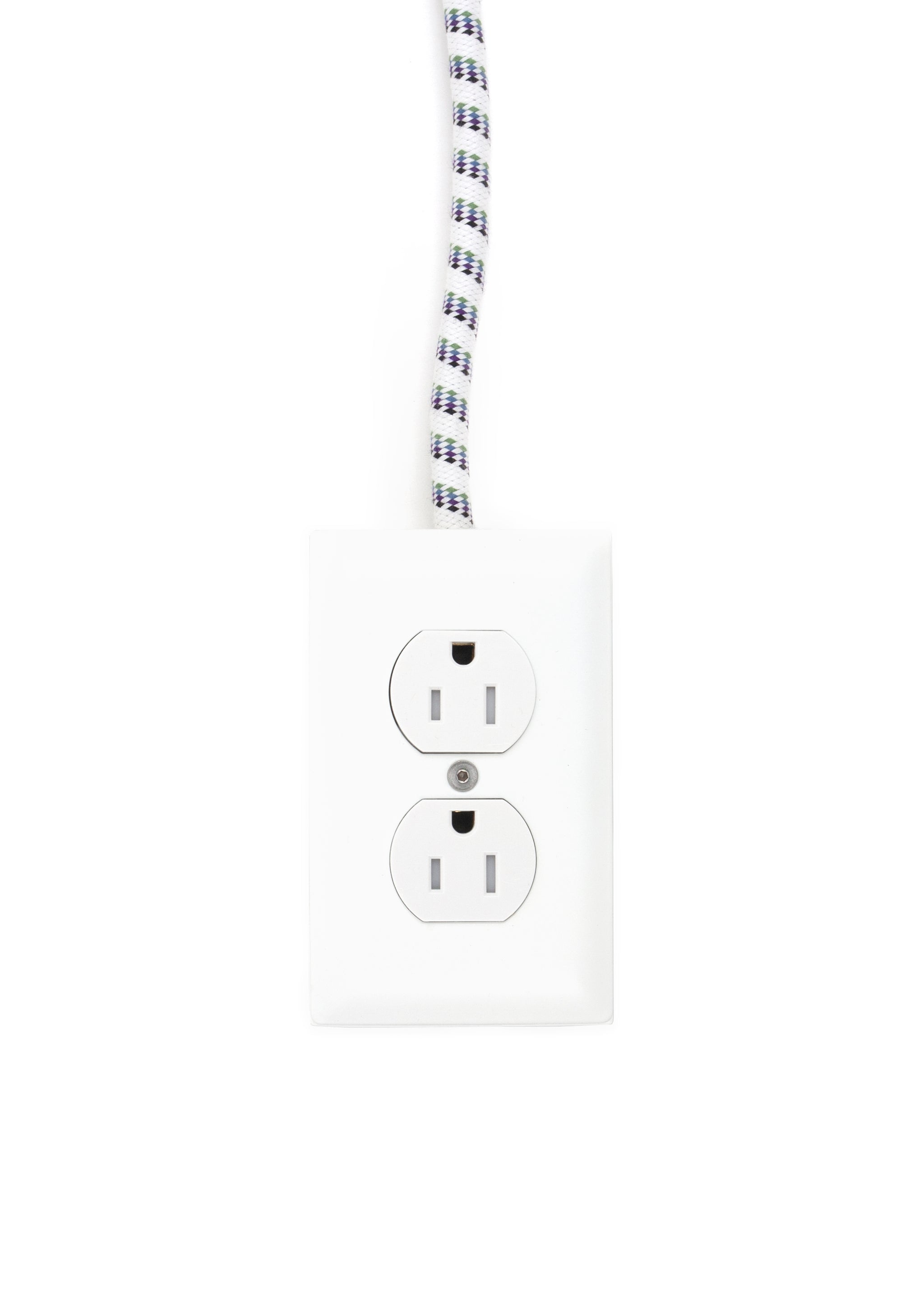 New! Extō Surf's Up - A Modern Dual-Tamper-Resistant Outlet, 13-AMP Extension Cord