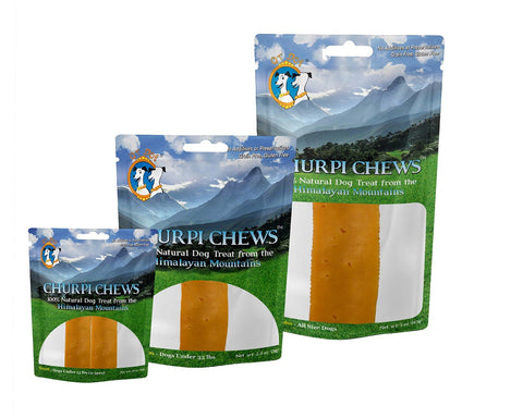 Churpi Chews - Natural Himalayan Dog Treat