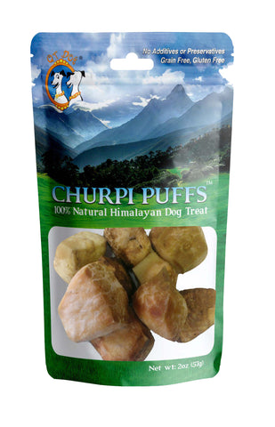 ChurpiChews' Micro Puffs Dog Treat-25% off
