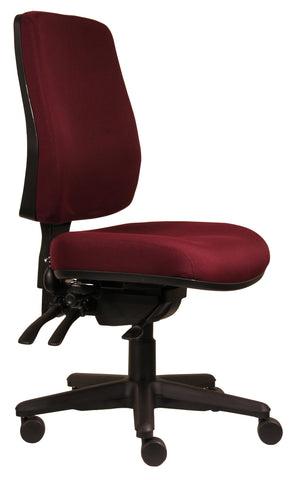 Spark High Back Large Seat Chair