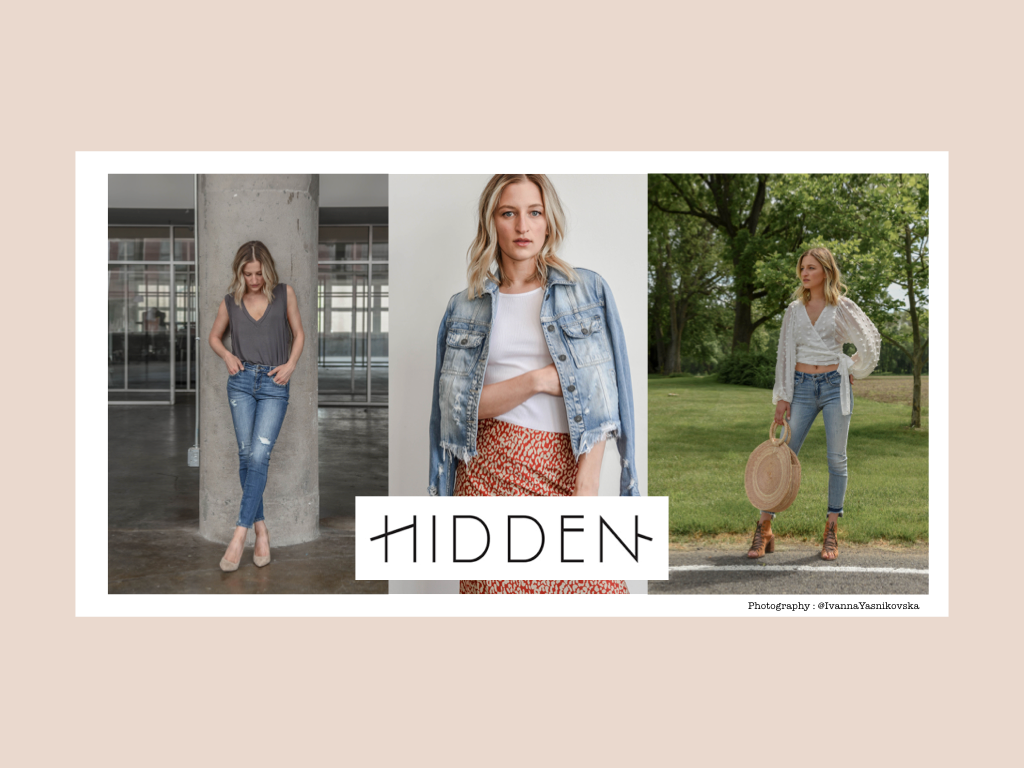 Olive French Boutique Carries Hidden Jean Brand Denim