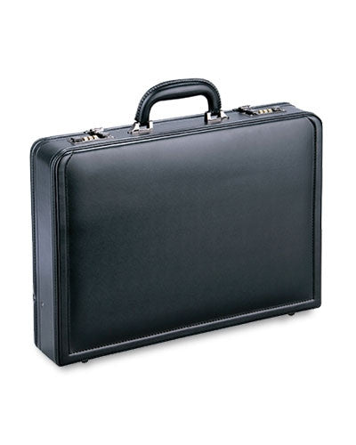 "Expandable 15.6"" Laptop Attaché Case"