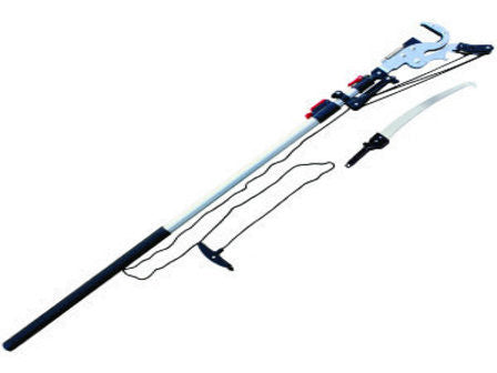 Tree Pruning Saw 8' Geared Telescoping Aluminum Handle - Kenyon-Landscape Hand Tools-Seymour Midwest-Sealcoating.com