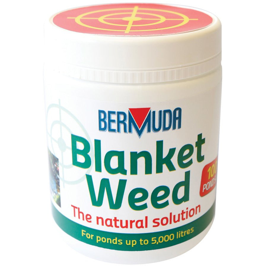 Blanketweed Pond Water Treatment by Bermuda - 5,000 Litres